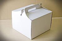 Коробка для торта 300*300*250 мм.