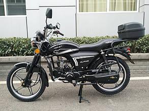 Мотоцикл HORNET Alpha (Classic) 125куб.см, черный
