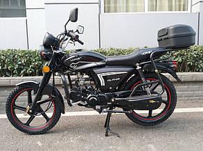 Мотоцикл HORNET Alpha (Sport) 125куб.см, черный