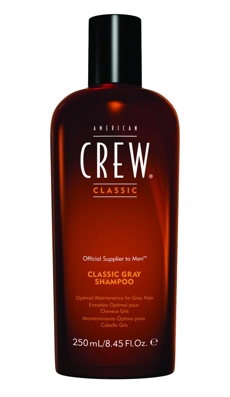Шампунь для седых волос классический American Crew Classic Gray Shampoo - 250 мл