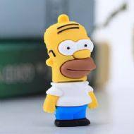 Флешка Гомер Симпсон  8 Гб, фото 1