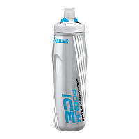 Велосипедная термофляга CamelBak Podium Ice 620 ml (21 oz) Cosmic Blue
