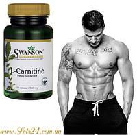 L-Карнитин - капсулы для похудения и роста мышц (популярный жиросжигатель l-carnitine)