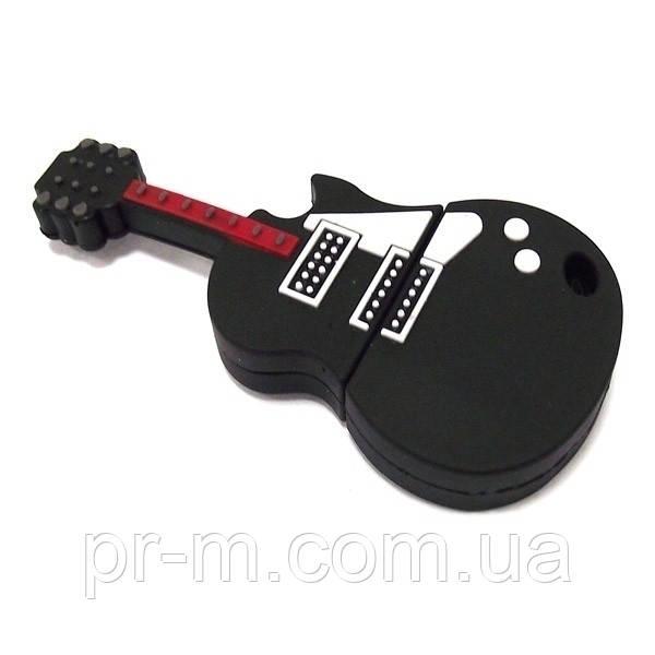 Флешка рок гитара  16Гб, фото 1