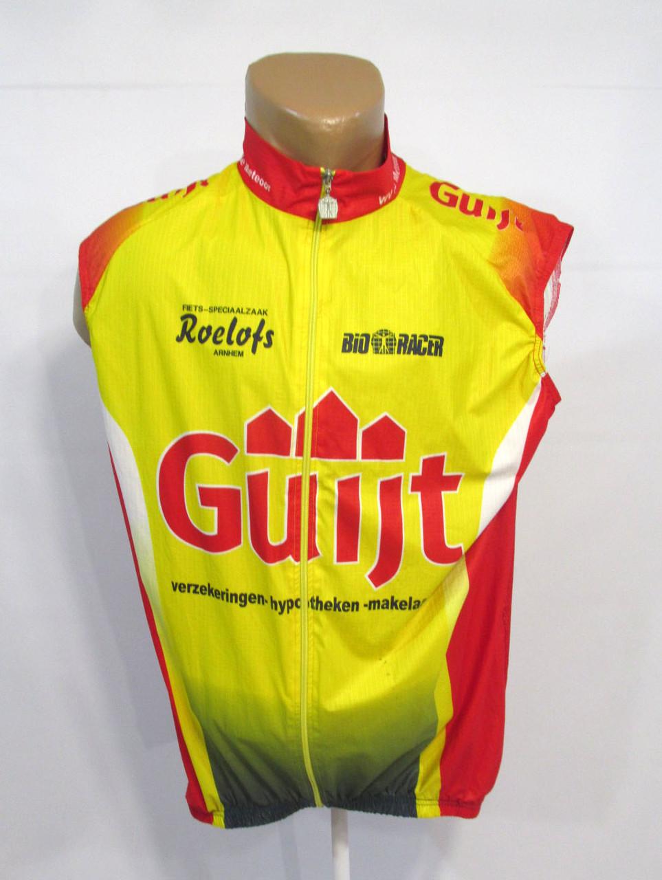 Вело футболка GUIT 6 (L), Есть загрязнения (на фото), Уценка!