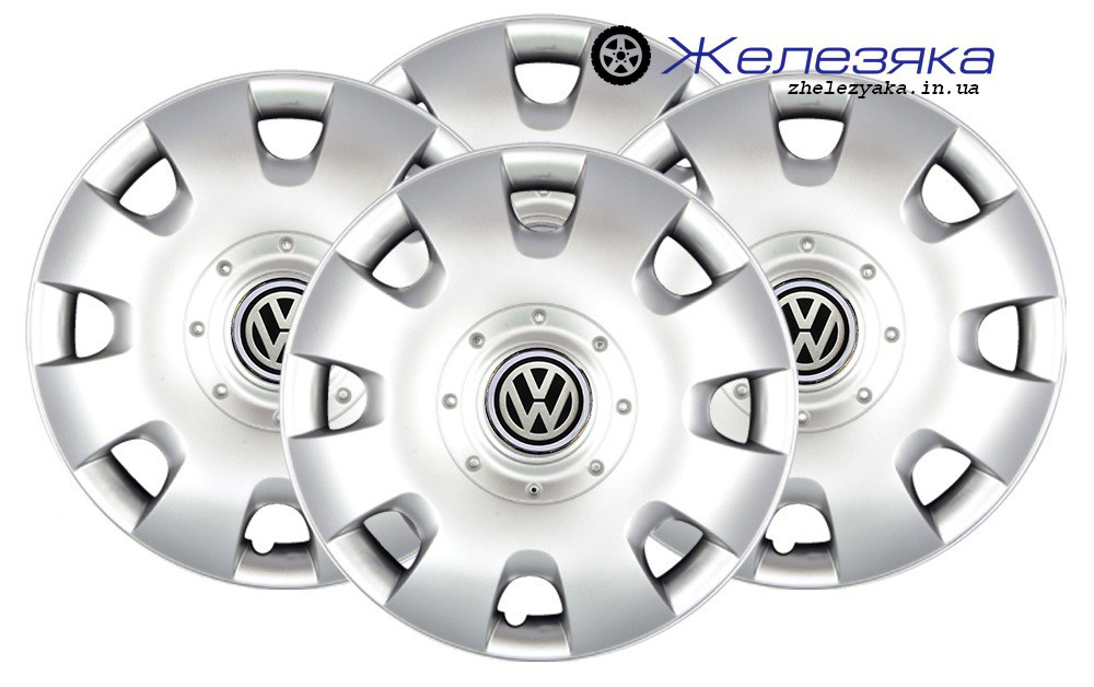 Колпаки на колеса R15 SKS/SJS №304 Volkswagen