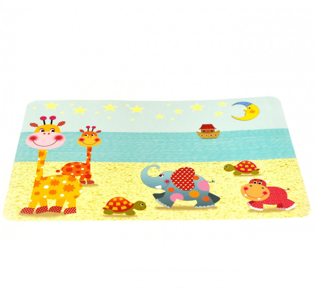 Детский сервировочный коврик Fissman на обеденный стол (Пластик)