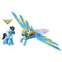 My Little Pony Спитфайр и Сорин серии Защитники гармонии Guardians of Harmony Spitfire and Soarin' Figures