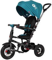 Велосипед трехколесный Sun Baby QPlay Rito Air J01.014.1.1, Бирюзовый