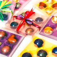 Подарочный набор из 5 конфет ручной роботы.
