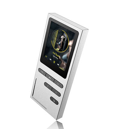 MP3 Плеер Auphil M9 Hi-Fi 8Gb Серебро, фото 2