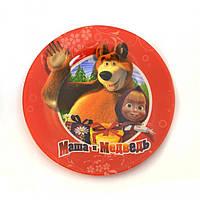 Набор детский Маша и Медведь 3 предмета