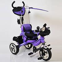 Велосипед трехколесный Lexus-Trike LX-570 Purple