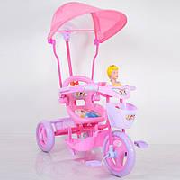 Велосипед трехколесный WS-814 Princess