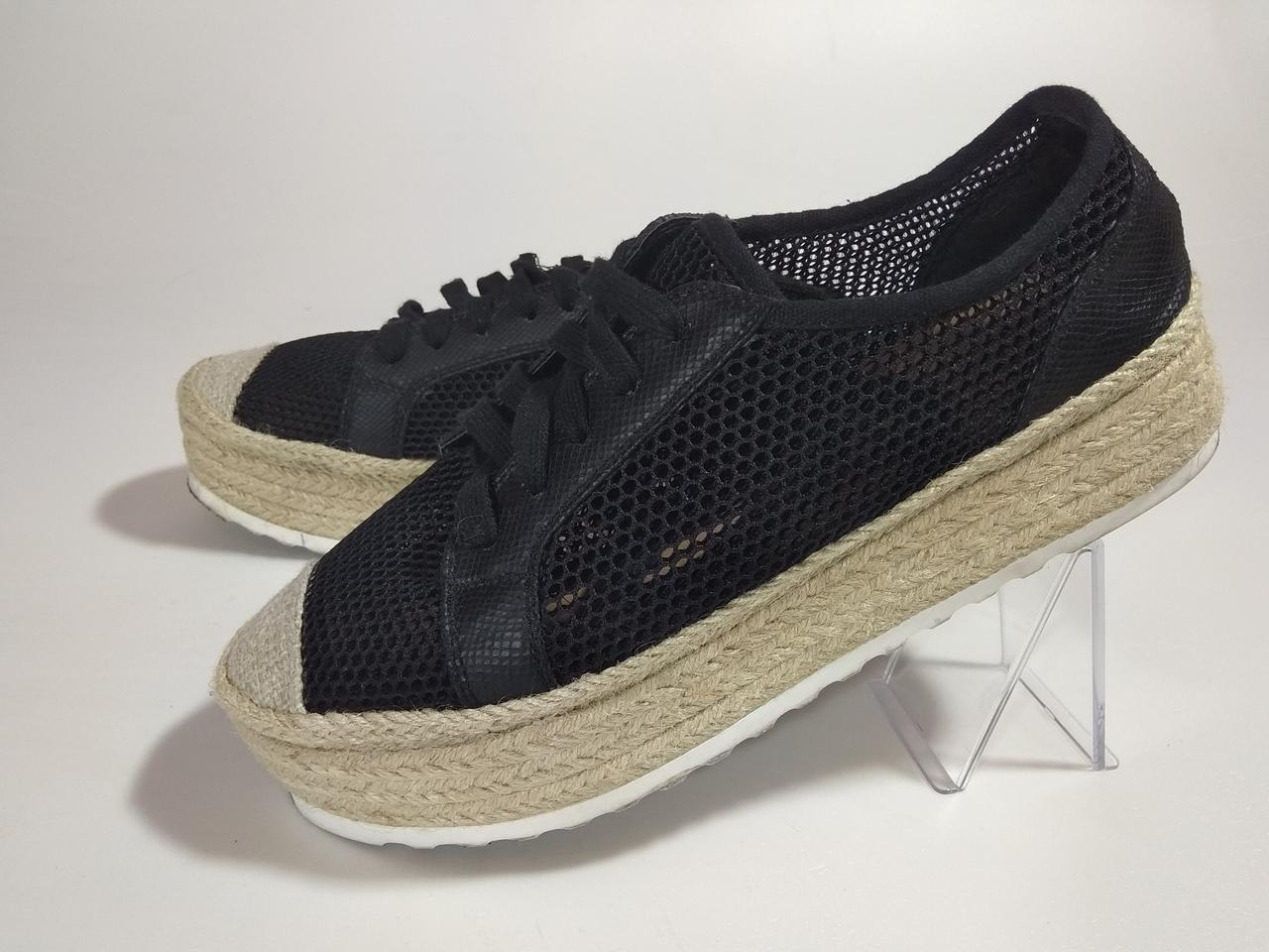 Туфли слипоны женские  40 размер стиль Еспадрильи  бренд XTI (Испания)