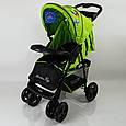 Дитяча коляска Sigma S-K-6F Green, фото 2