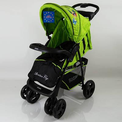 Детская коляска Sigma S-K-6F Green