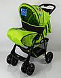Детская коляска Sigma S-K-6F Green, фото 6