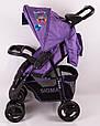 Дитяча коляска Sigma S-K-6F Lilok, фото 3
