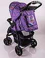 Дитяча коляска Sigma S-K-6F Lilok, фото 4