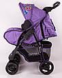Дитяча коляска Sigma S-K-6F Lilok, фото 6