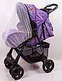 Дитяча коляска Sigma S-K-6F Lilok, фото 7