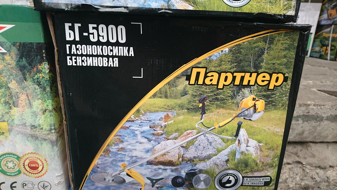 Мотокоса Партнер БГ-5900