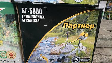 Мотокоса Партнер БГ-5900, фото 2