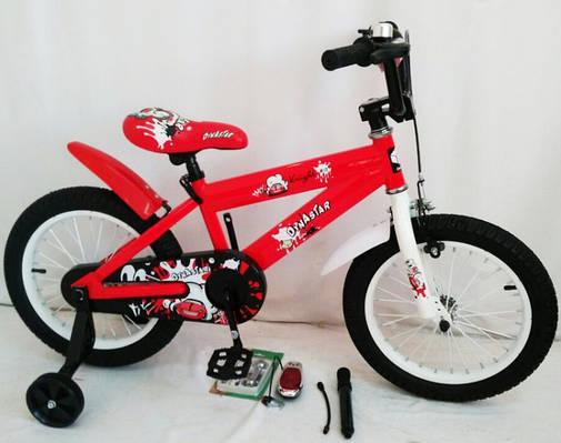Велосипед 16 N-300 Red