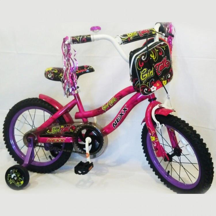Детский Велосипед NEXX GIRL-16