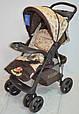 Детская прогулочная коляска книжка  S-K-5AF, фото 2