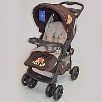 Детская коляска Sigma S-K-6F Brown