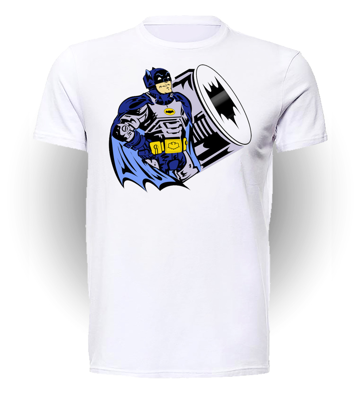 Футболка GeekLand Бэтмен Batman прожектор BM.01.053