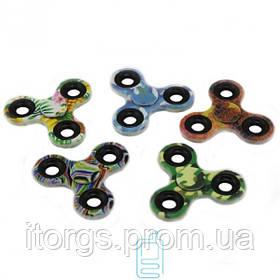 Спиннер, Fidget Spinner керамика mix color