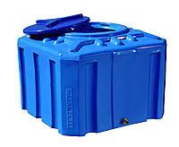 Бесплатная доставка. Бак, бочка, емкость 200 литров пищевая двухслойная квадратная RKД Куб