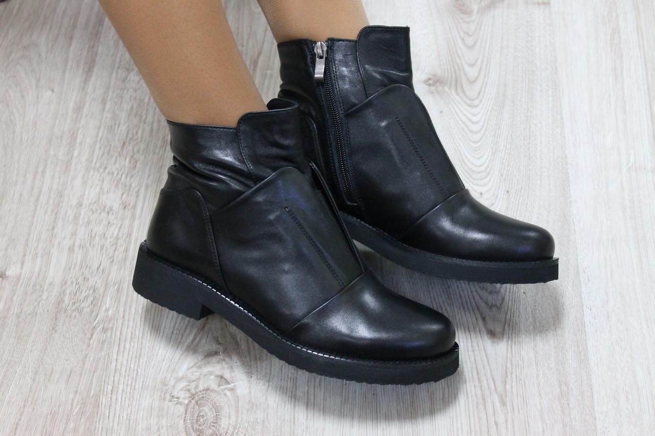 6abded84 Демисезонные женские ботинки натуральная кожа: продажа, цена в ...