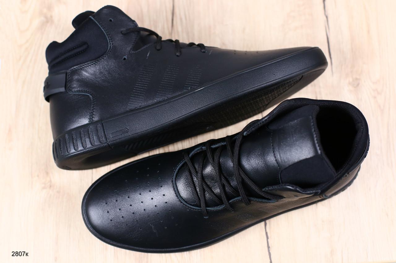 Мужские высокие кроссовки Adidas  1 070 грн. - Спортивне взуття ... 17e3f54b1c3