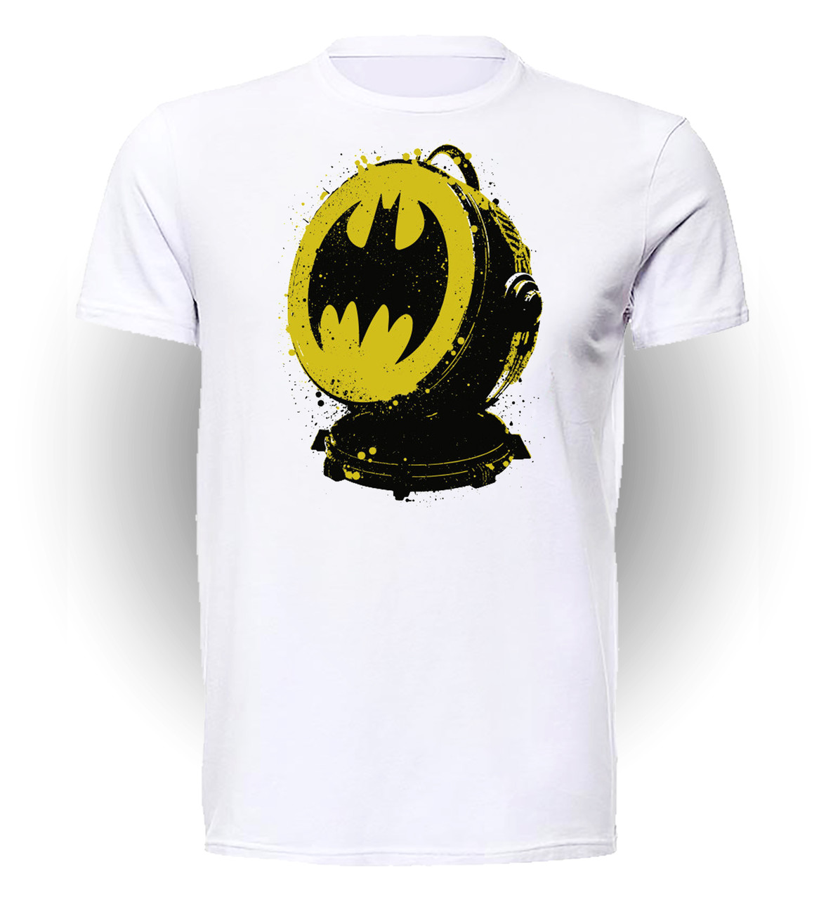 Футболка GeekLand Бэтмен Batman projector gotham BM.01.066