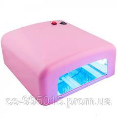 Лампа для маникюра, ультрафиолетовая лампа для сушки геля 818