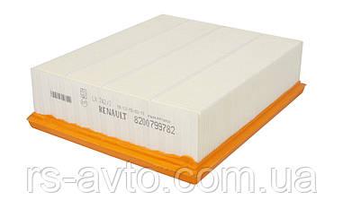 Фильтр воздушный Renault Trafic, Рено Трафик 2.0i 16V, Laguna, Espace 2.0dci 01- 8200799782