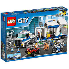 Конструктор LEGO City Police Мобильный командный центр. Оригинал Лего Сити 60139