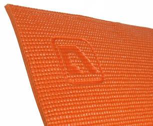 Коврик для йоги «LS3231c-06o» (PVC) YOGA MAT WITH PRINT 1730x610x6 мм, фото 2