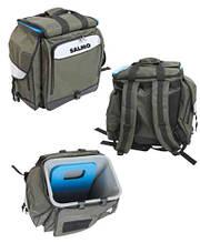 Ящик-рюкзак рибальський зимовий SALMO 2061