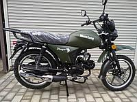 Мопед Musstang MT125D 2018 зеленый