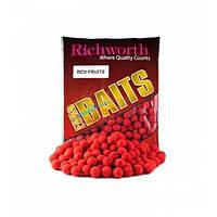 Бойлы Richworth Euro Baits New 1кг 15мм Red Fruits