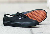 Кеды мужские Vans authentic All Black