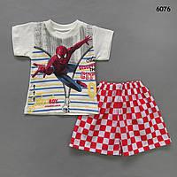 Летний костюм Spiderman для мальчика. 1 год