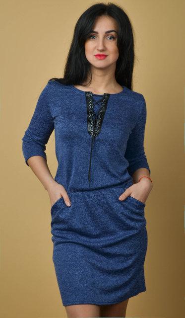 1df82026705 Стильное женское платье из Ангоры (размер 44-50) - Интернет-магазин
