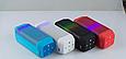 Портативная колонка USB B56 Bluetooth, музыкальная колонка со светомузыкой, фото 3