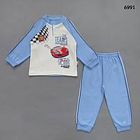 """Пижама """"Машина"""" для мальчика. 3, 4 года"""